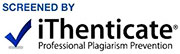 iThenticate<br />